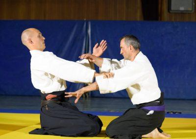 Nuits des arts martiaux traditionnels à Liège - Juin 2017